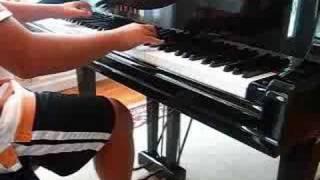 Caramelldansen (U-U-U AUA Dance) - Piano