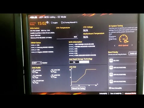 How to set UEFI Bios Settings For Hackintosh with X99 Z97 H97 H87 OS X