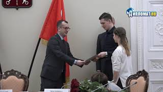 Борис Пиотровский поздравил фигуристов Петербурга с успешным выступлением на чемпионате мира 2021
