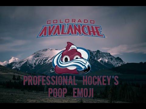 The Colorado Avalanche: Professional Hockey's Poop Emoji