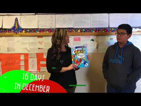 Michael Anderson Day 16 - 16 Days of Celebration in the Avondale Elementary School District