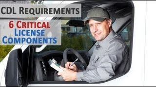 how to get a cdl licence