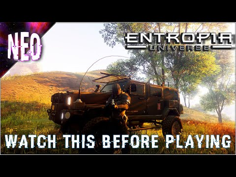 WATCH THIS BEFORE PLAYING ENTROPIA - [ Entropia Universe ]