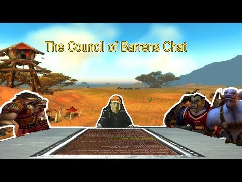 The Council Of Barrens Chat