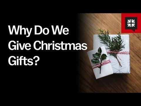 Why Do We Give Christmas Gifts? // Ask Pastor John