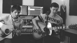 Sum41 - With Me (Live Cover by Dave Winkler & Patrick G)