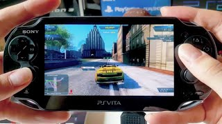 Need For Speed Most Wanted (2012) Gameplay - PS Vita 2019