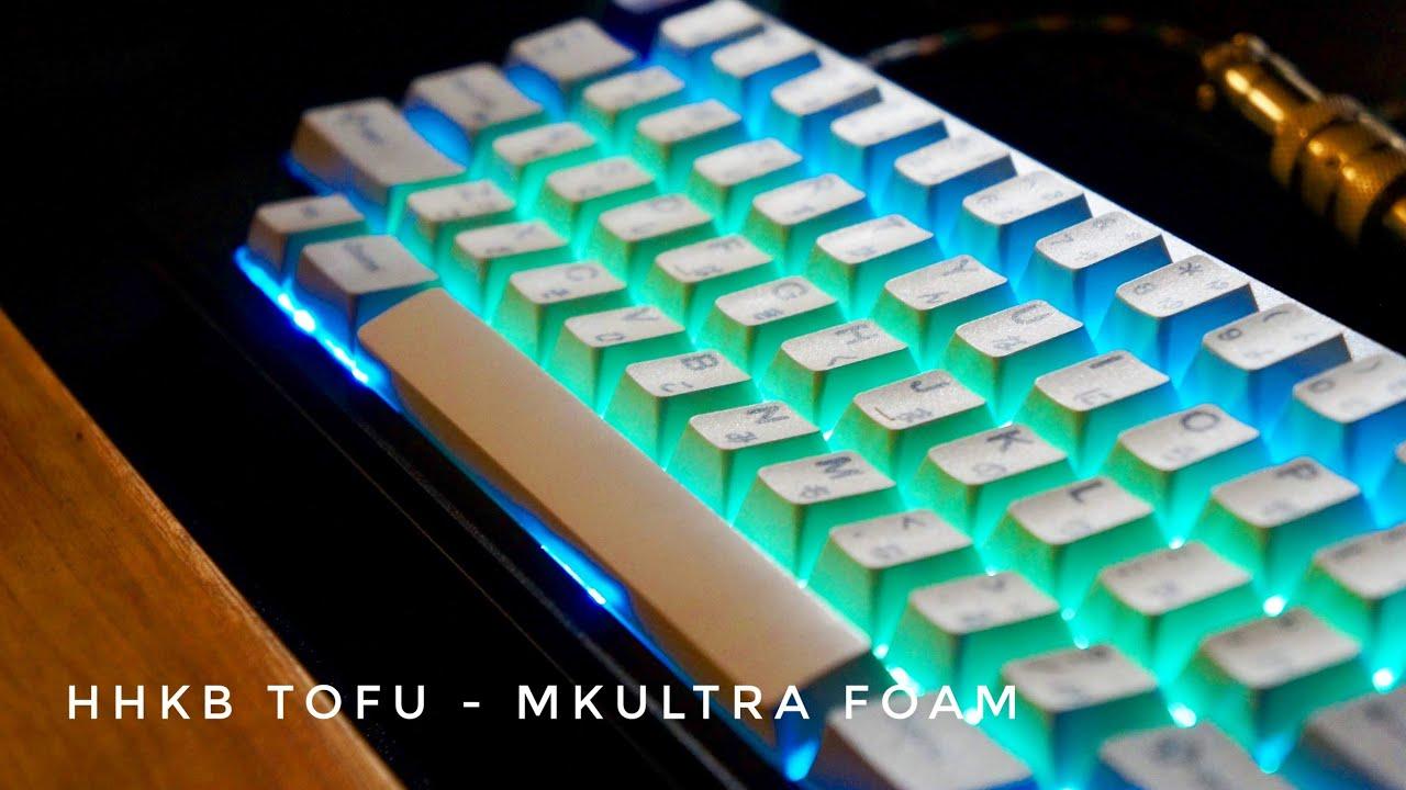 Hhkb Tofu Mkultra Foam By Xbone