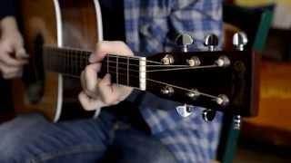 Honey Pie [Fingerpicking guitar arrangement on a Martin HD-35]