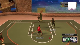 2k17 all star 5 grind with shot creator 29