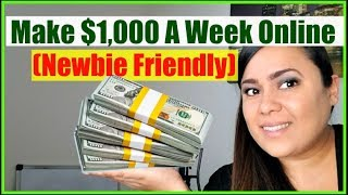 How to make paypal money online easiest way as a beginner 2018 - earn $300 day fast get started here: http://www.richmindsets.c...