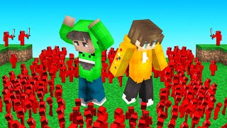 10000 CLAY SOLD ERS Vs MY FR ENDS Minecraft