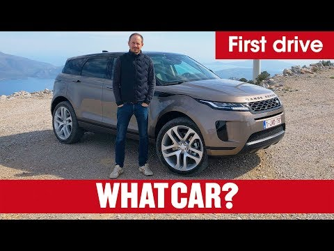 2019 Range Rover Evoque review – why this all-new SUV is better than ever | What Car?