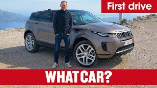2020 Range Rover Evoque review – why this all-new SUV is better than ever | What Car?
