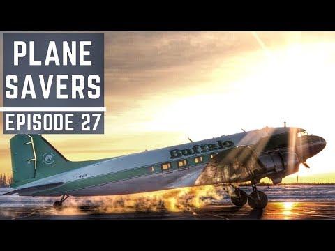 "Plane Savers E27  ""C-47's Around the World"""