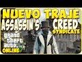 Gta 5 Online - Tener Traje Assassins Creed Syndicate - Truco Gta 5 Online