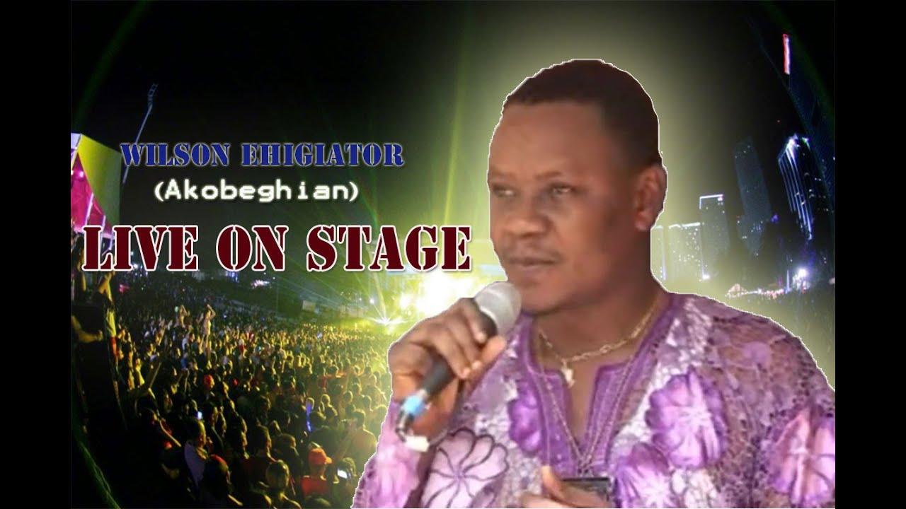 Download Wilson Ehigiator Akobeghian Live on Stage 2016