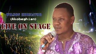 Repeat youtube video Wilson Ehigiator Akobeghian Live on Stage 2016