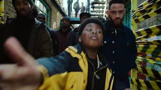 Wiley - Boasty ft  Stefflon Don, Sean Paul & Idris Elba Resimi