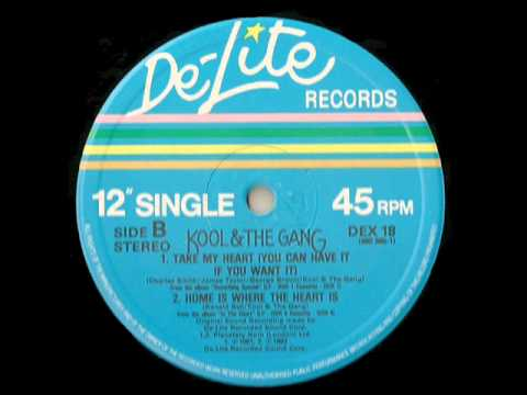 Take My Heart (You can Have It) - Kool and the Gang