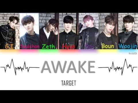 Target (타겟) – Awake Lyrics