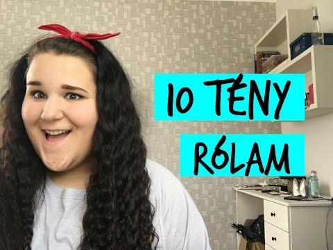 10 Tény rólam #3 | Magyar Barbara