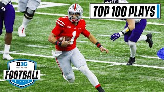 What Did We Miss?   The Top 100 Plays Of The 2020 Season   Big Ten Football