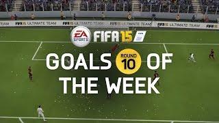 FIFA 15 - Best Goals of the Week - Round 10