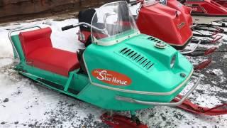 Tug Hill Hideaway Vintage Snowmobile Rally 2017