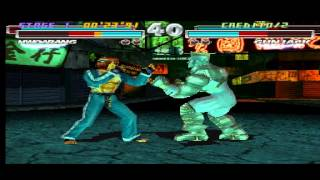 Tekken Tag Tournament (US, TEG3-VER.C1) - Tekken Tag Tournament Testing vid - User video
