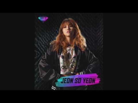 [Unpretty Rapstar Vol. 3] Jeon So Yeon - 무서워 [LIVE Audio] (Track 3)