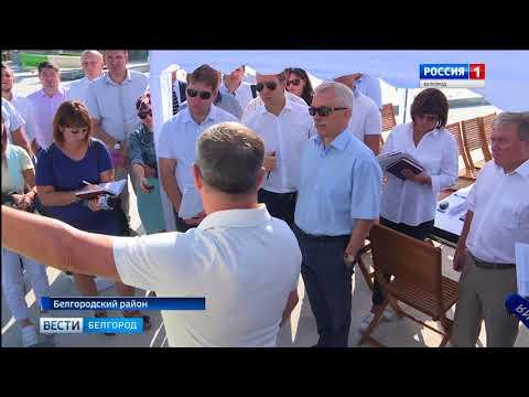 ГТРК Белгород - Крытый аквапарк откроют в Белгороде в мае 2019 года