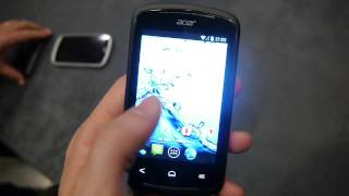 Acer Liquid Z2 hands-on