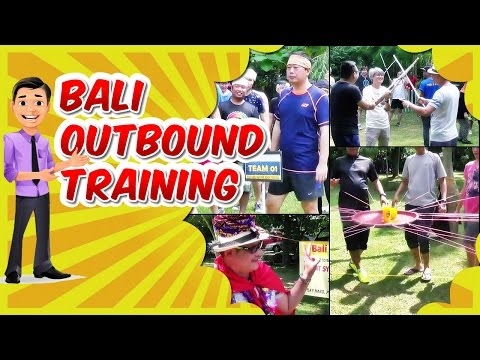 Bali Team Building and Outbound Training (TEAM WORK)