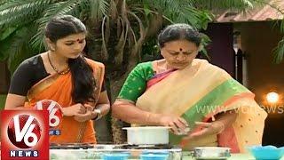 """V6 Telangana Shakam - """"Pappu - Pachipulusu"""" Recipe"""