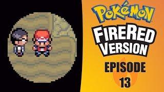 THE ESCAPE!!! - Pokemon Fire Red Randomized Nuzlocke EP 13
