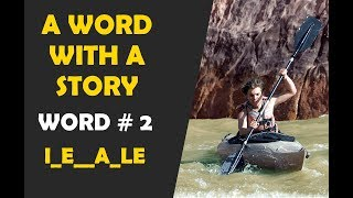 Word # 2 | A Word with a Story | Learn New Words | How to Use