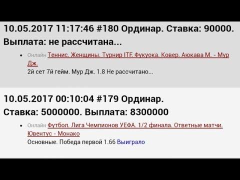 Видео Букмекерская контора хбет