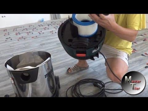 Пылесос Metabo Asa 30 L – мощный промышленный пылесос  или на что способен пылесос для ремонта.