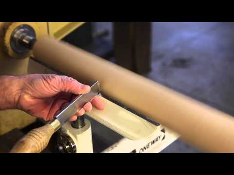Working with Flat Spots in Spindle Turning Projects