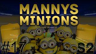 FIFA 14 NEXT GEN - MANNY'S MINIONS S2|EP #17 UPGRADES!!!