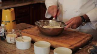 Chef Bernard From Brittany, France Shows You Simple French Crepes