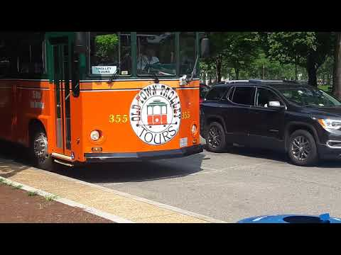 WASHINGTON DC - OLD TOWN TROLLEY