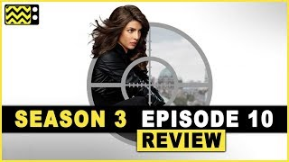 Quantico Season 3 Episode 10 Review & After Show