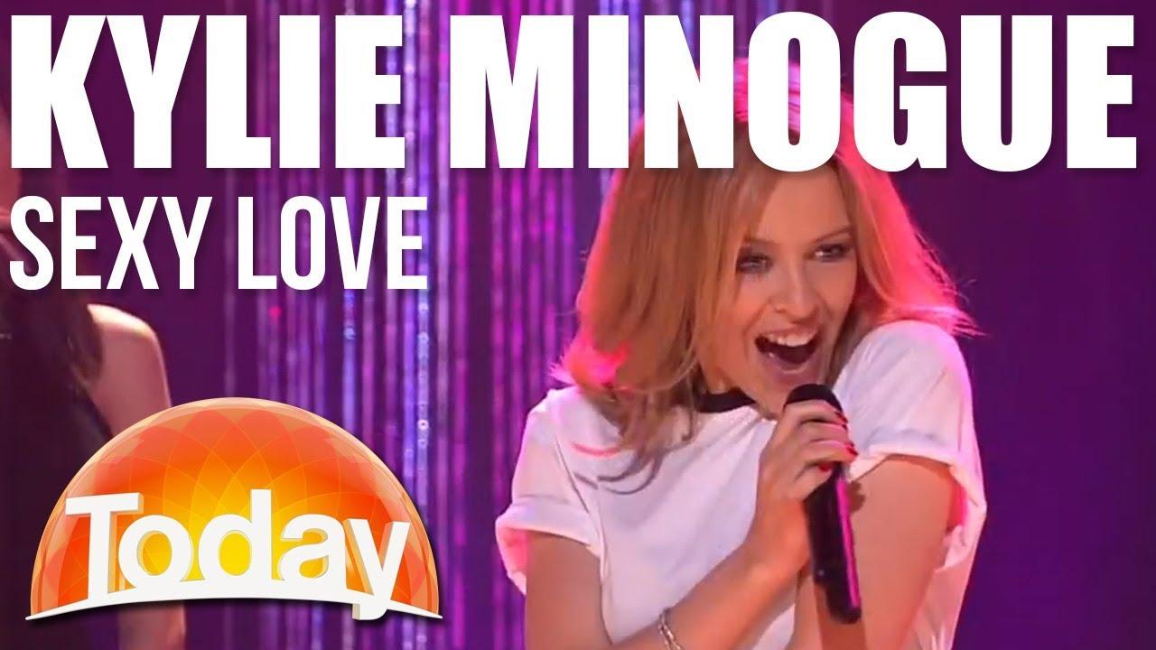 Kylie minogue sexy love