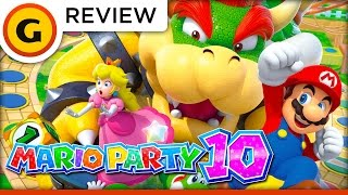 Mario Party 10 - Review