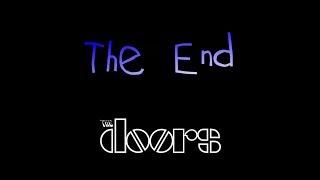 The Doors - The End ( lyrics )  ( Explicit Version )