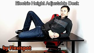 Flexispot Height Adjustable Electric Sit/Stand Desk Review