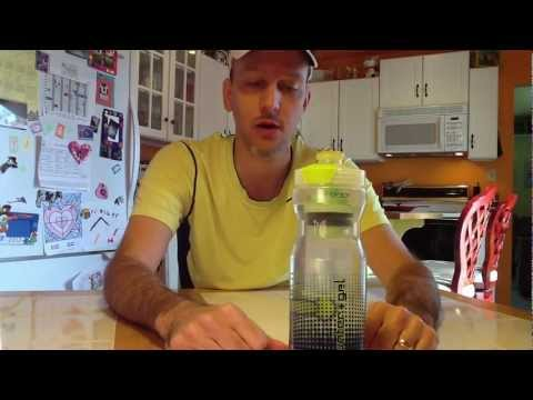 Gelbot Review-The perfect water bottle for serious runners