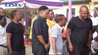 Kifo Cha Baba Yake Professor Jay Kimewagusa Wengi Wakiwemo Wasanii Na Viongozi Wa Serekali